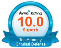 "Rated 10.0 ""Superb"" – AVVO"