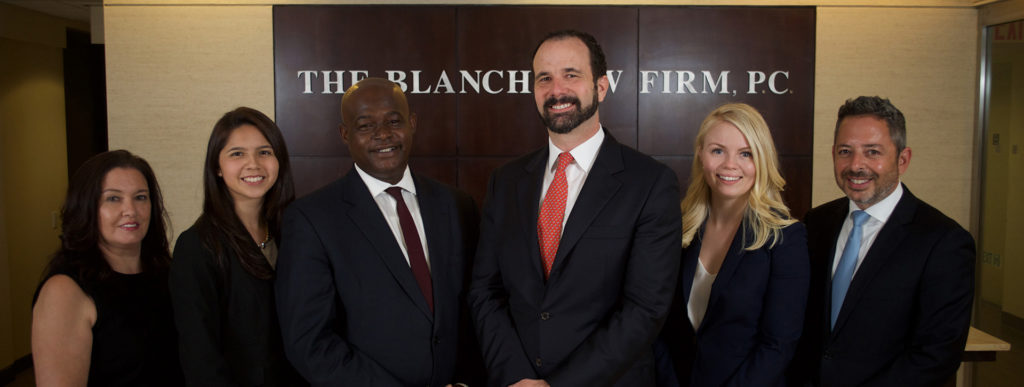 The Blanch Law Firm in New York City